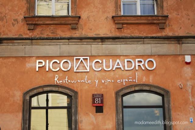 Pico Cuadro