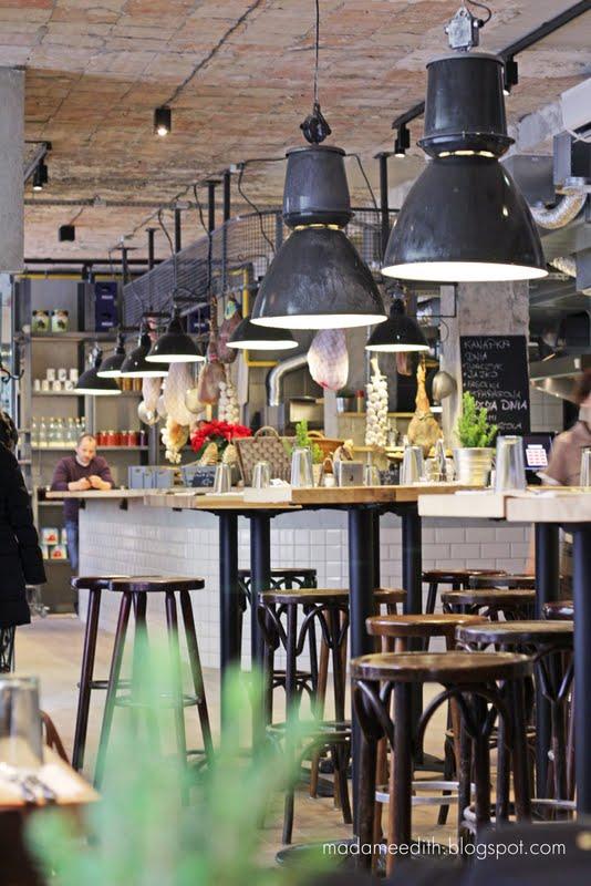 AïOLI Cantine Bar Café Deli