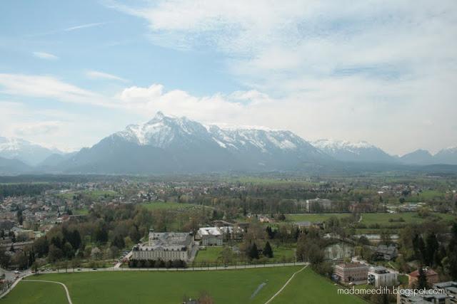 Salzburg Unterberg