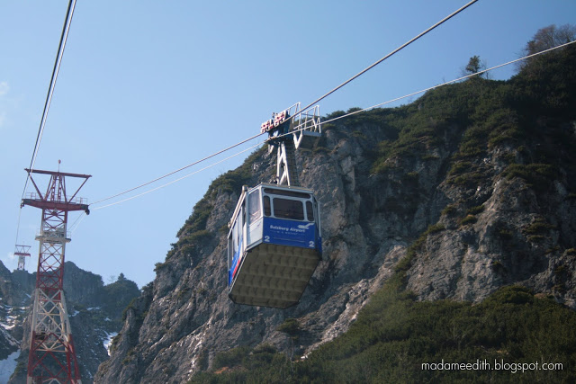Unterberg Cable Car