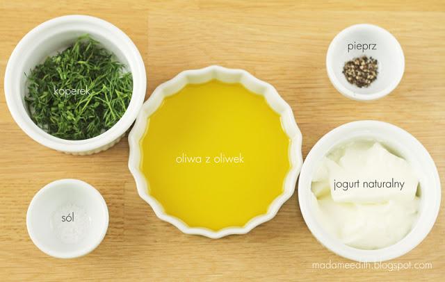 sos koperkowy składniki