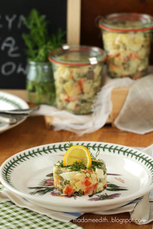 salatka jarzynowa