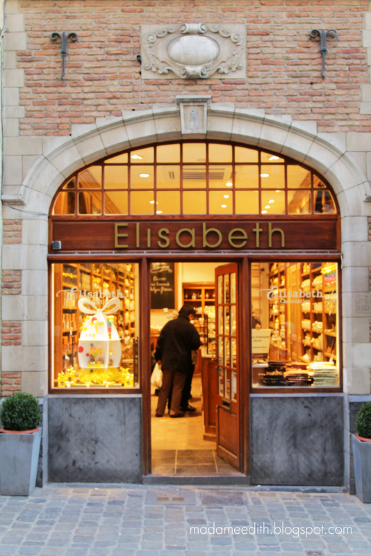 elizabeth chocolatier