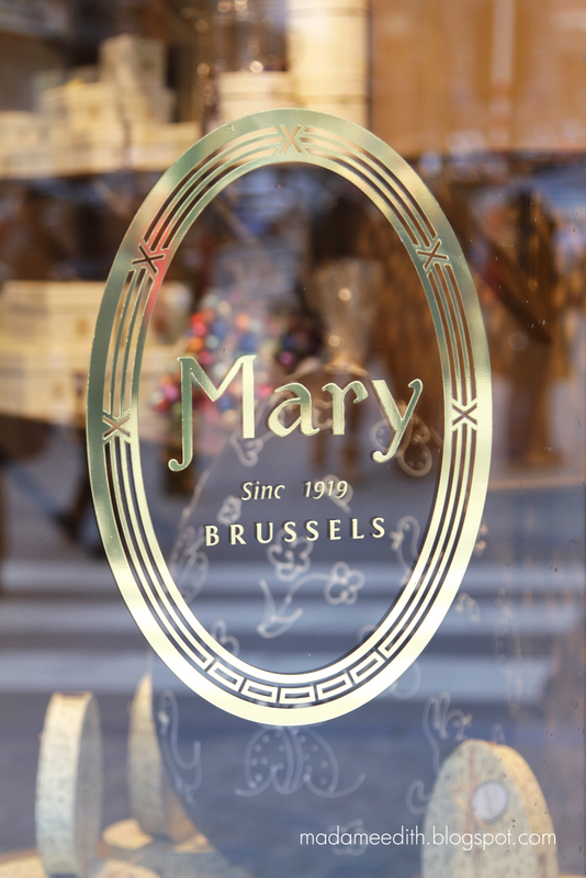mary brussels