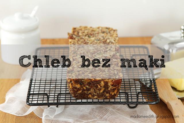 chleb bez maki