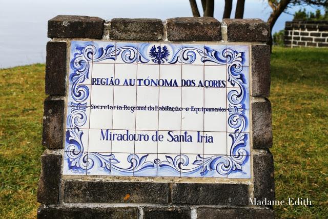 Moradouro de Santa Iria Asores