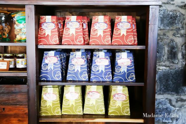 Porto Formoso Asores tea