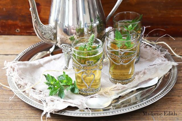 miętowa herbata