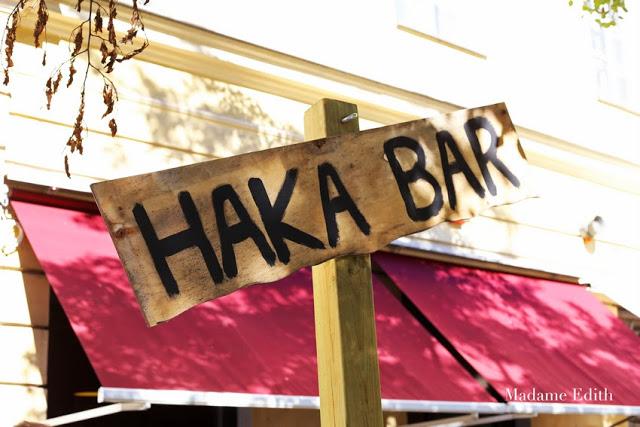 haka bar