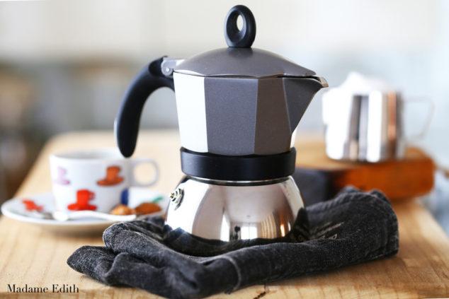 Kawiarka jak parzyć kawę