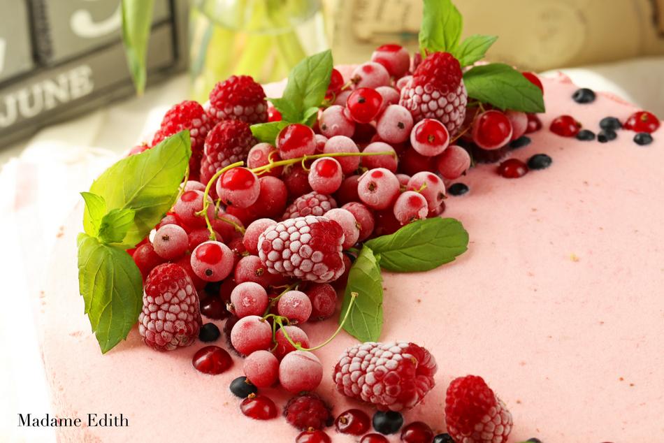 mus owocowy