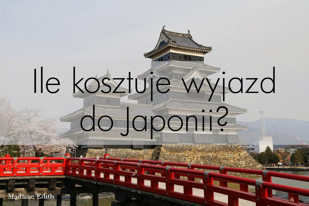 Ile kosztuje wyjazd do Japonii