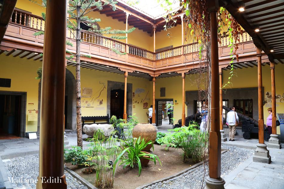 Las Palmas de Gran Canaria Casa de Colon