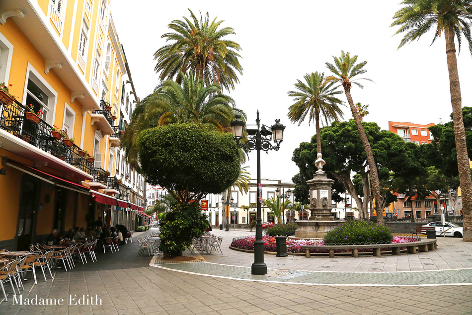 Las Palmas de Gran Canaria Hotel Madrid