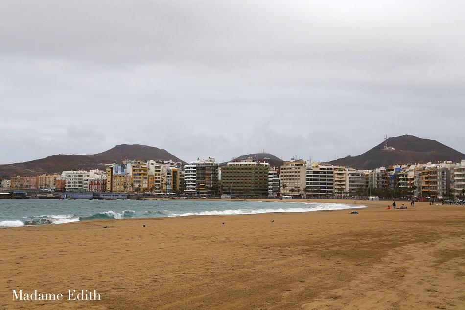 Las Palmas de Gran Canaria Las Canteras