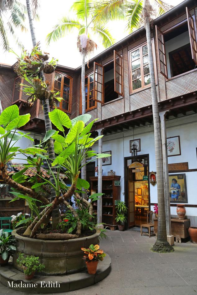 La Orotava Casa de los balcones