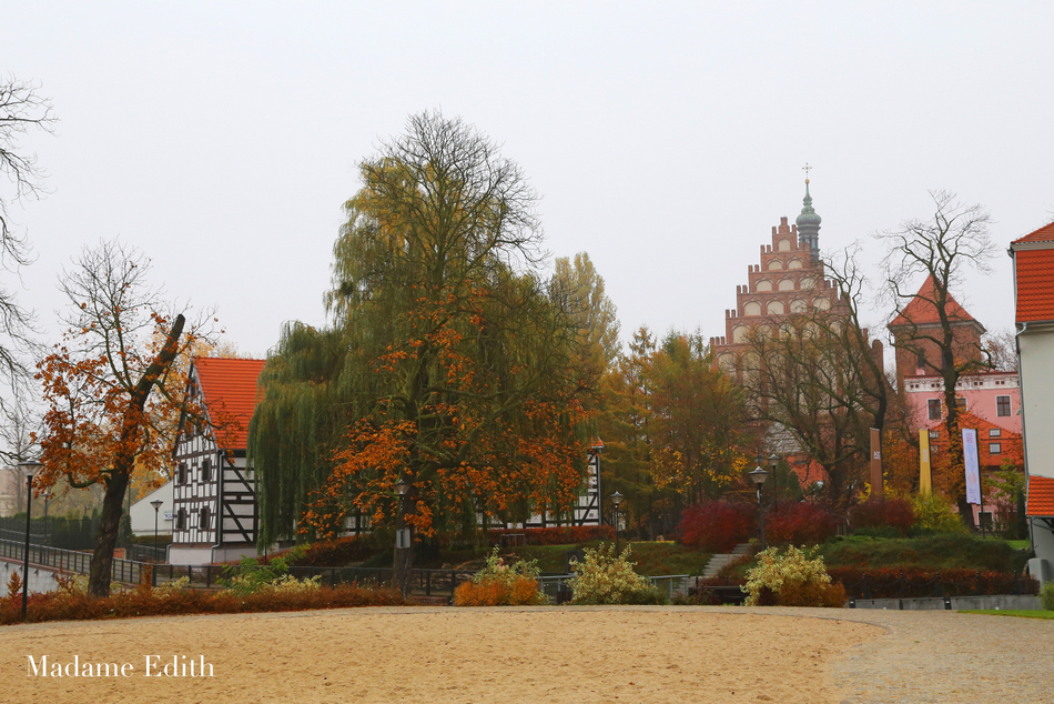 Wyspa Młyńska Bydgoszcz