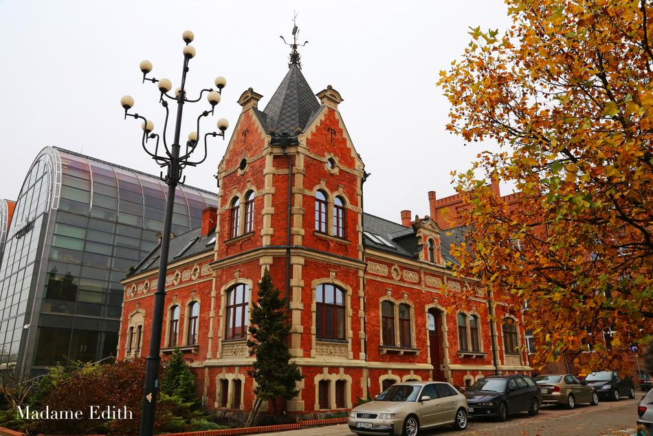 Pałacyk Lloyda Bydgoszcz