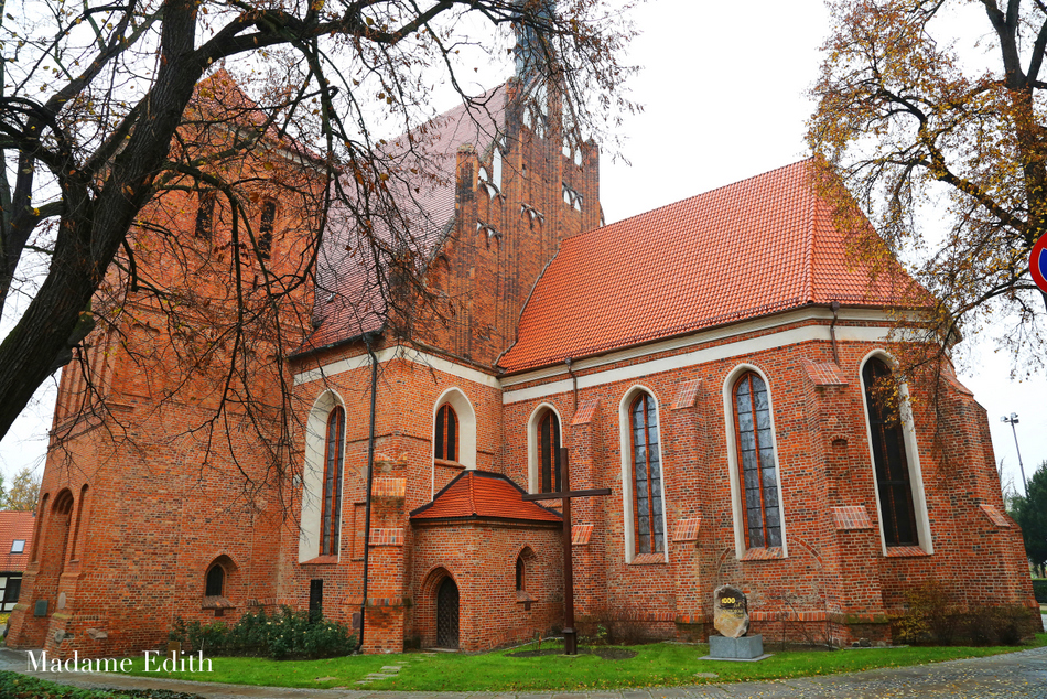Katedra Bydgoszcz
