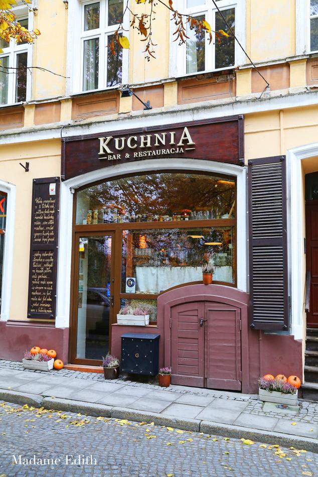 Restauracja Kuchnia Bydgoszcz