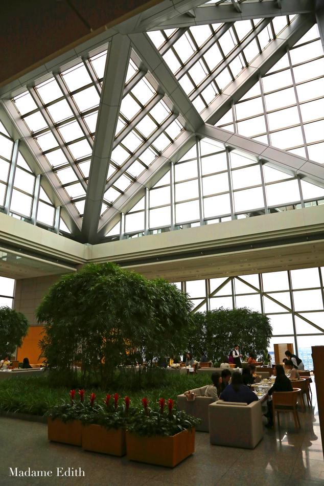 Peak Lounge Park Hyatt Tokyo
