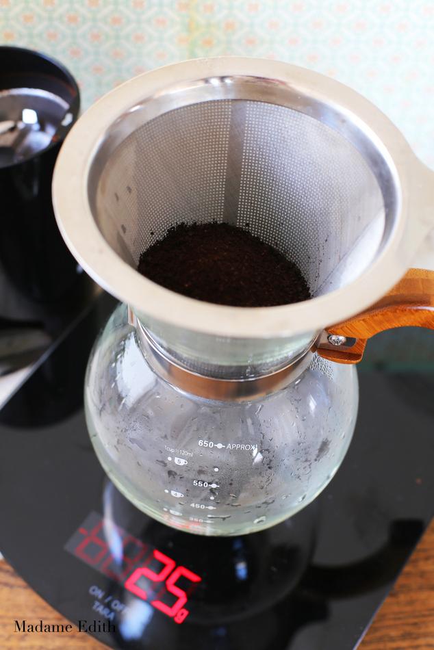 Chemex - jak parzyć kawę?