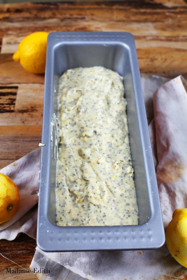 chlebek cytrynowy z chia 3