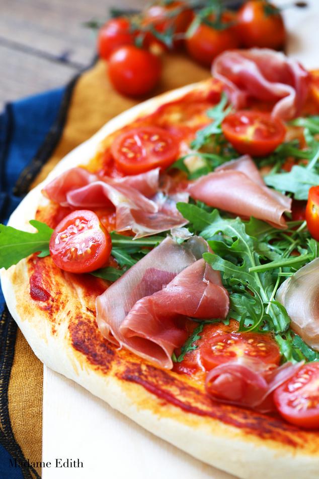 ciasto na pizzę włoską 2