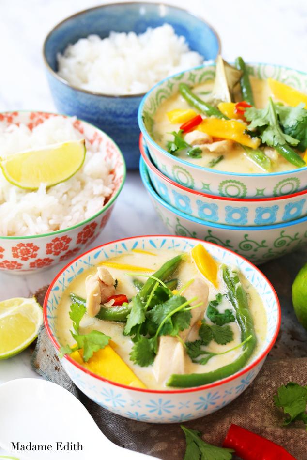 curry z kurczakiem i mango 6