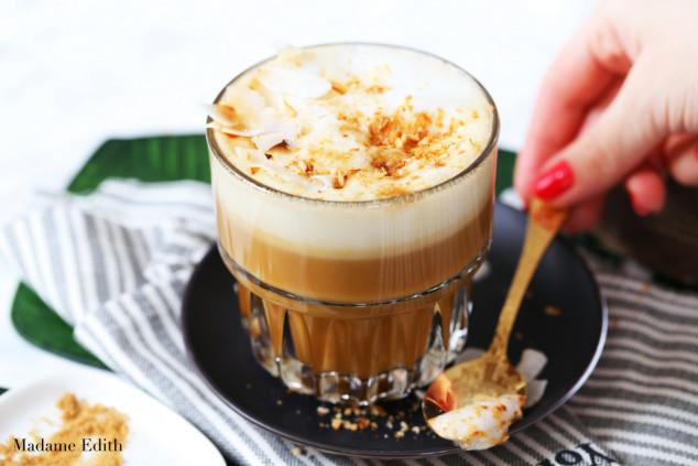 latte kokosowa 1