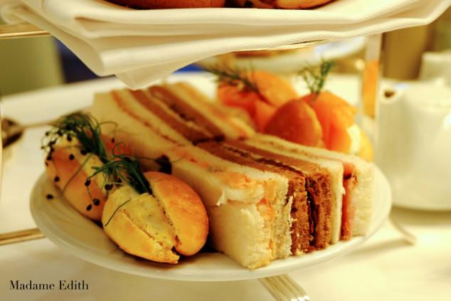 popołudniowa herbata w hotelu bristol 16