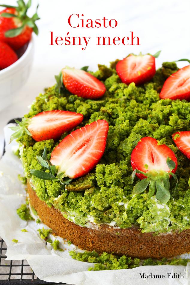 ciasto leśny mech 6
