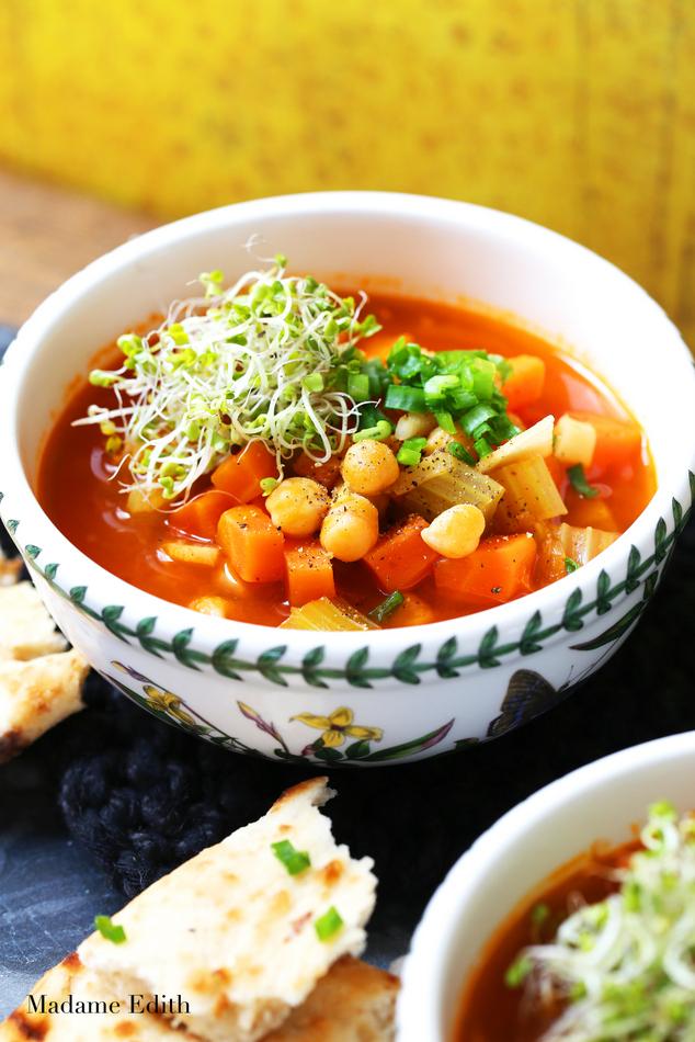 zupa z ciecierzycą 2
