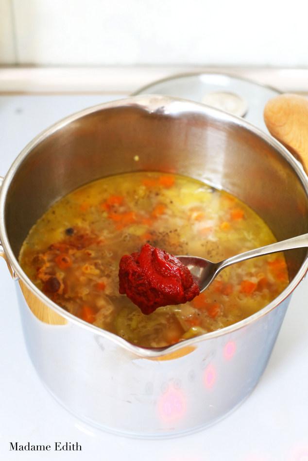 zupa z ciecierzycą 5