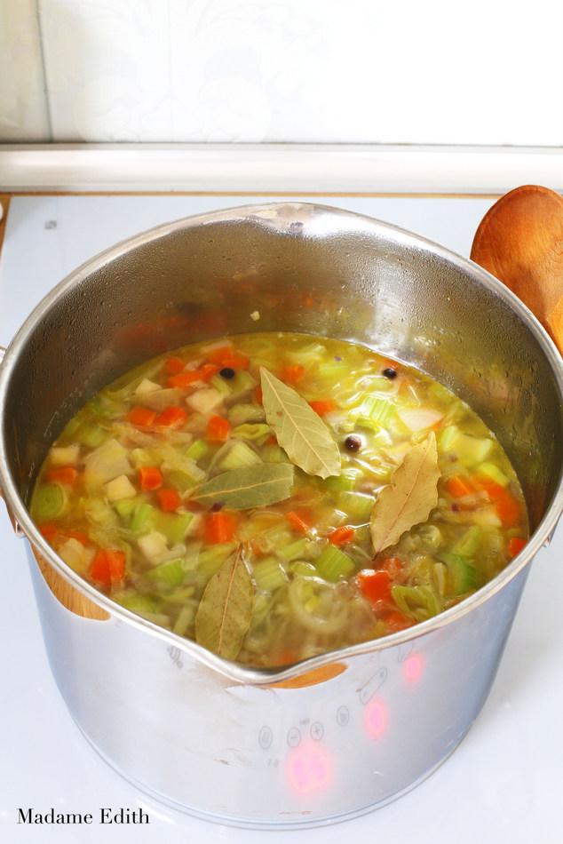 zupa z ciecierzycą 6