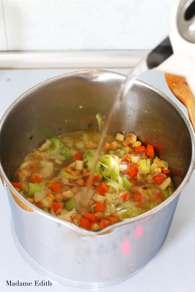 zupa z ciecierzycą 7