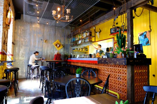 La Sirena The Mexican Food Cartel