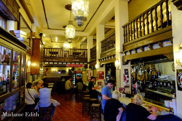 Granada la gran taberna