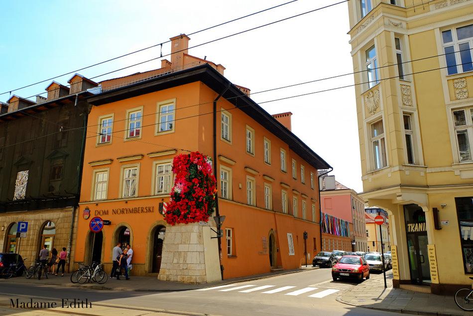 Restauracja Nolio Male Wlochy Na Kazimierzu Madame Edith