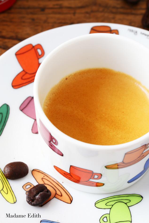 idealne espresso