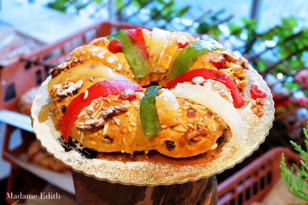 Bolo Rei - ciasto pieczone na Święto Trzech Króli