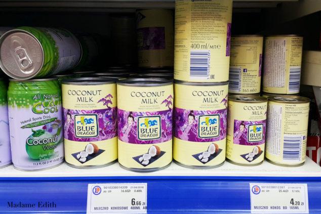 mleko kokosowe 1