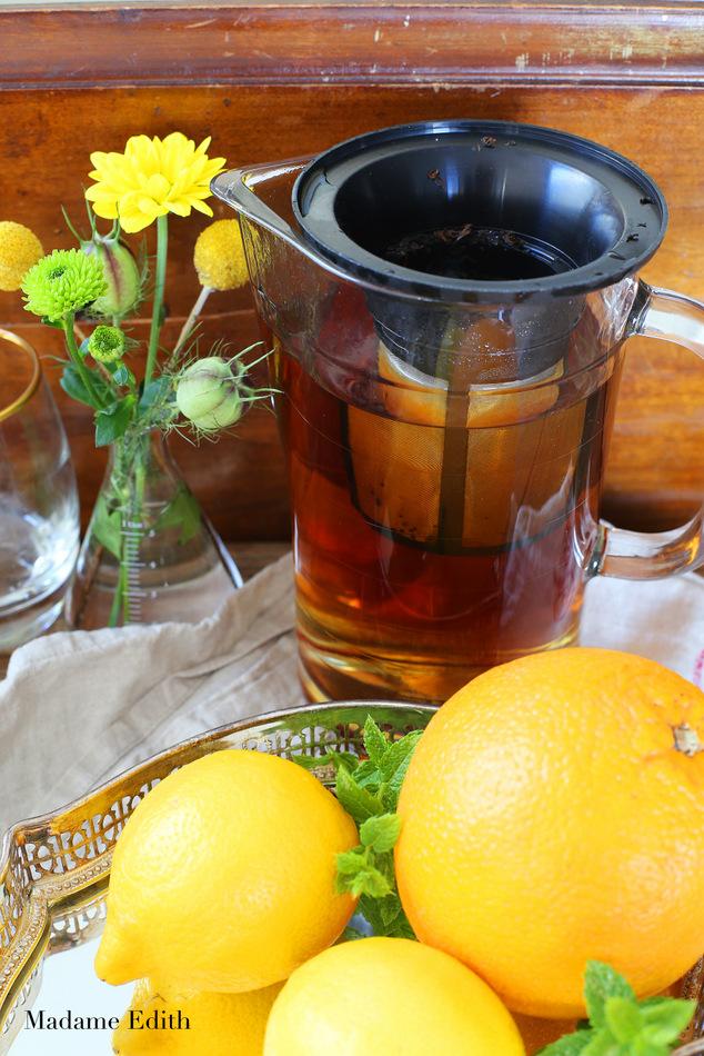 mrozona herbata 2