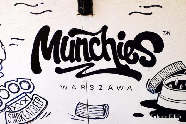 munchies warszawa