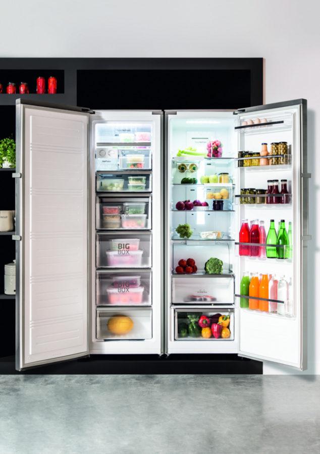 jak przechowywac jedzenie w lodówce