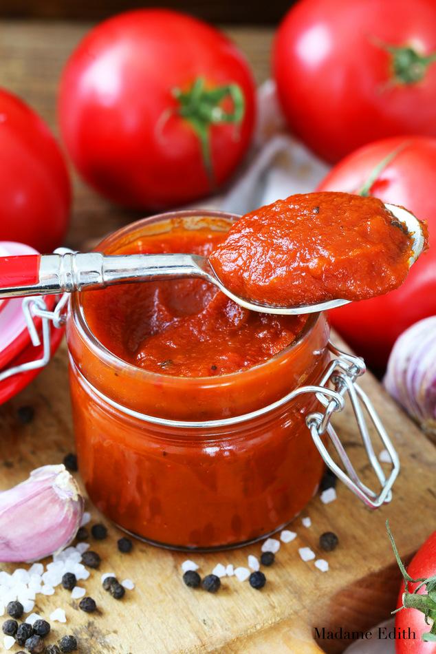 domowy ketchup 7