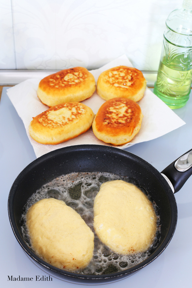 racuchy z serem