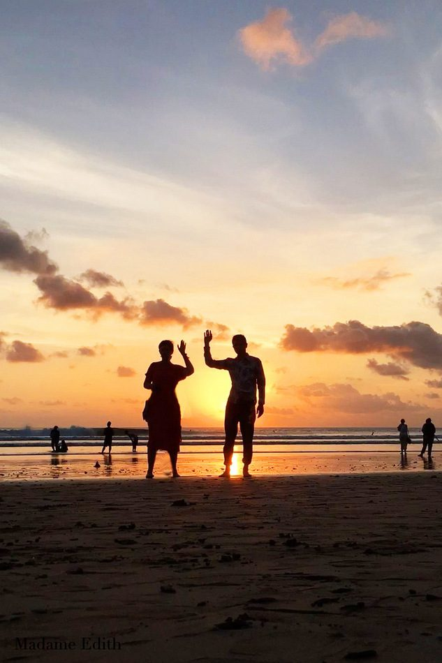 plaże na Bali