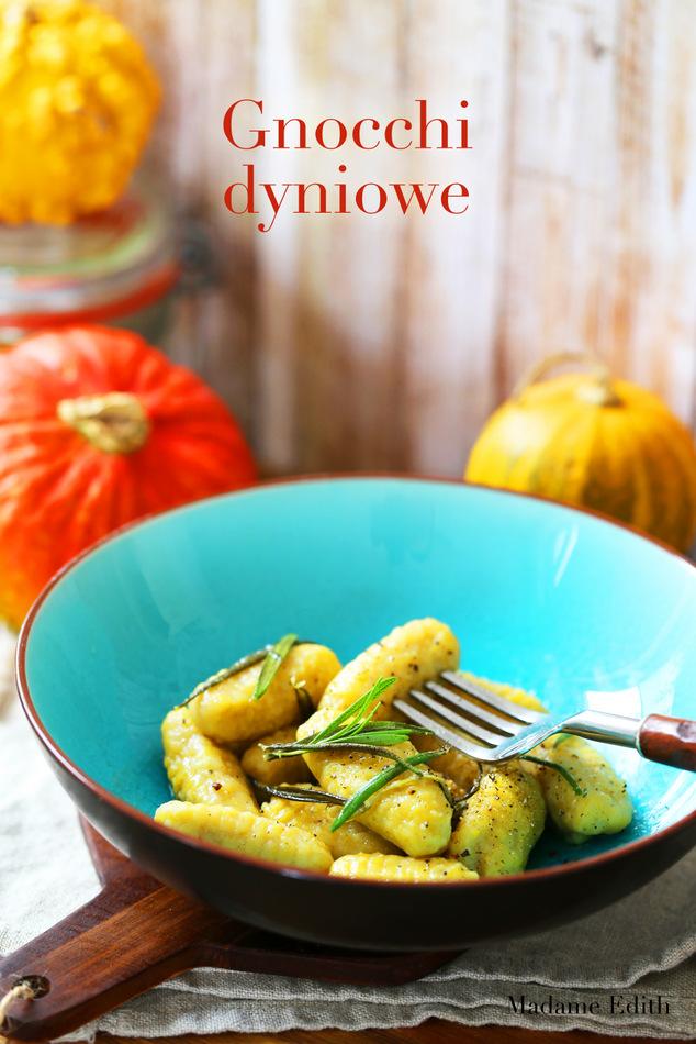 Gnocchi dyniowe