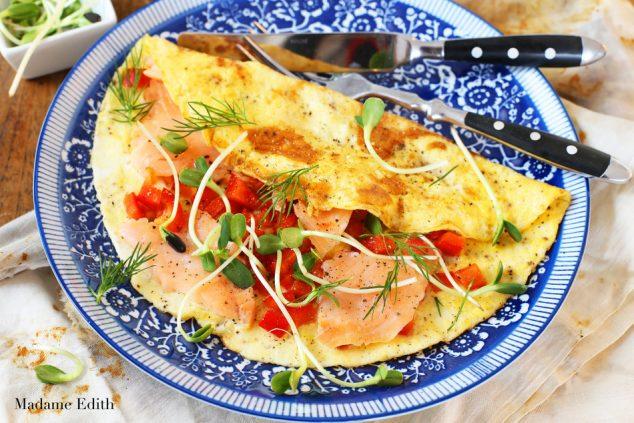 omlet-z-lososiem-2